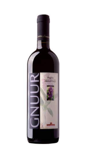 Wine Red Primtive Amabile | Gnuur | Cantina Gentile