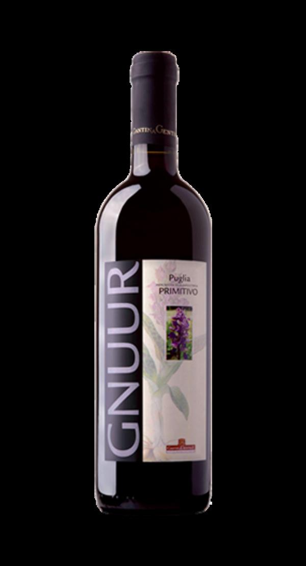 Vino Primitivo Amabile | Gnuur | Cantina Gentile