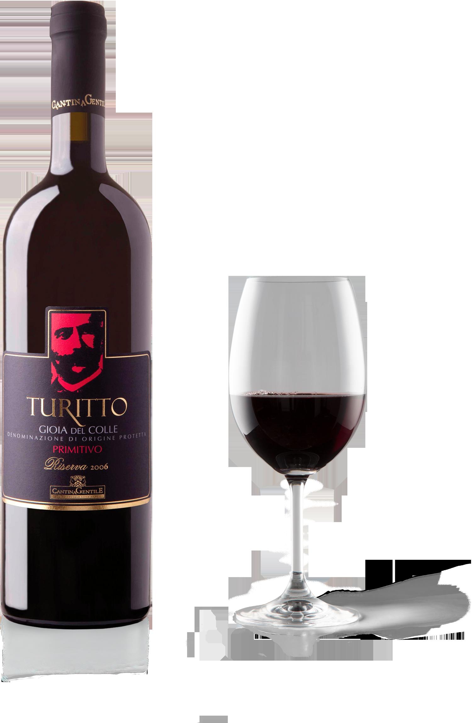 Turitto | Vino Primitivo | Cantina Gentile