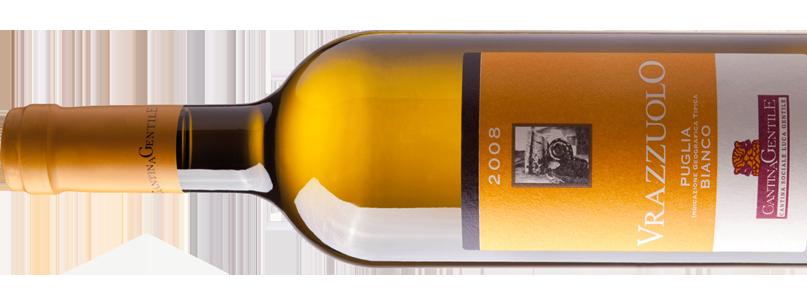 Vino Bianco pugliese | Vrazzuolo | Cantina Gentile
