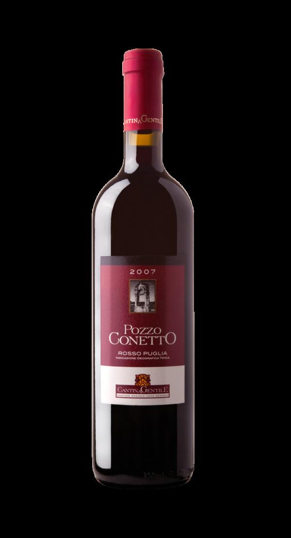 Red Wine Sangiovese Pugliese | Pozzo Conetto | Cantina Gentile