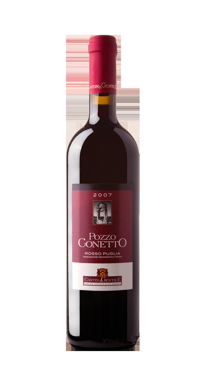 Vino Rosso Sangiovese Pugliese | Pozzo Conetto | Cantina Gentile