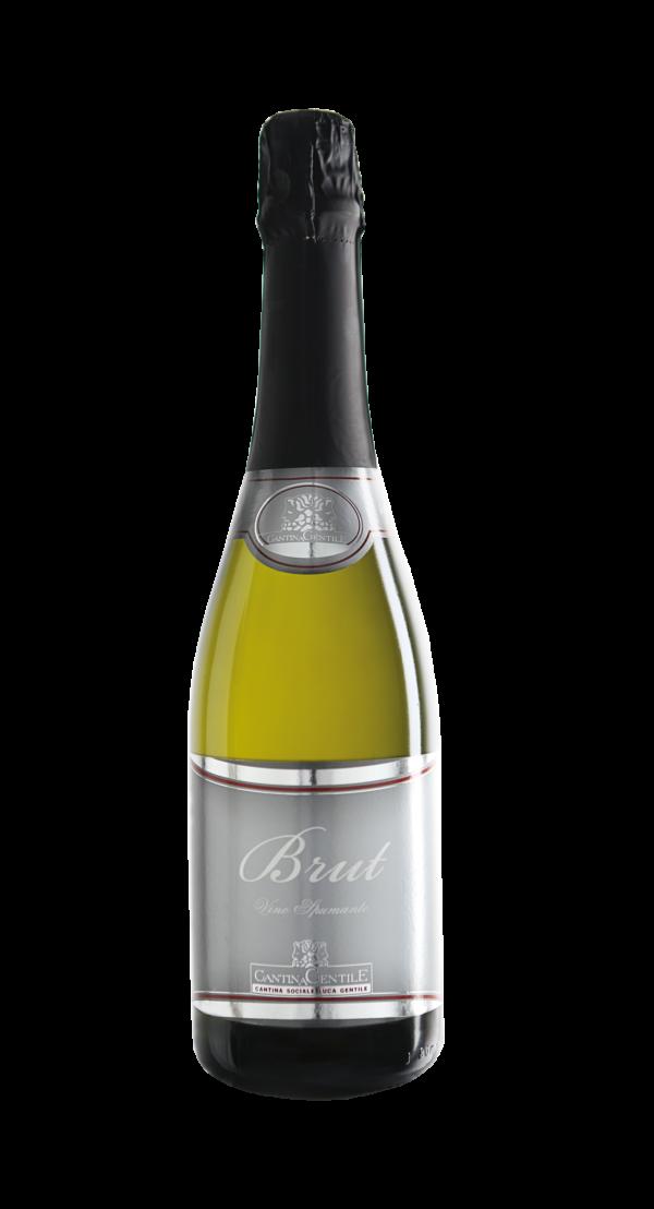 Vino spumante bianco brut | Cantina Gentile