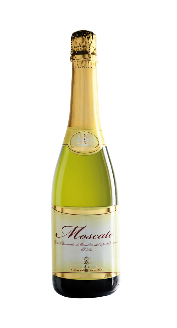 sparkling white muscat wine | Gentile winery