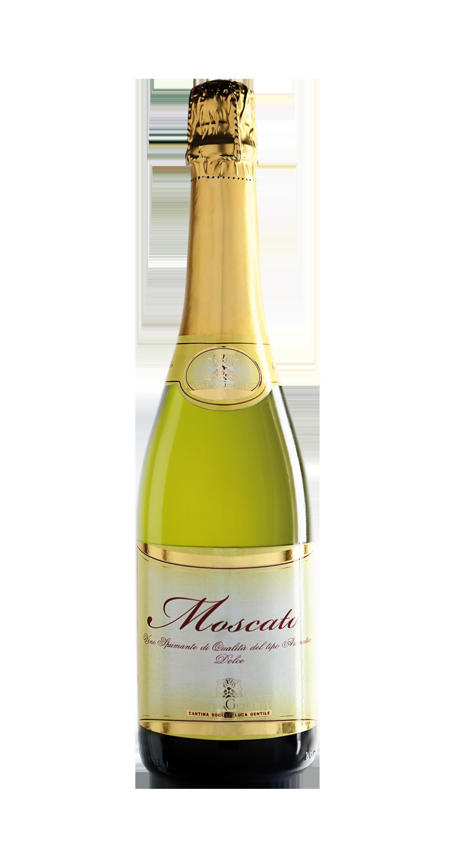 vino bianco spumante moscato | Cantina Gentile
