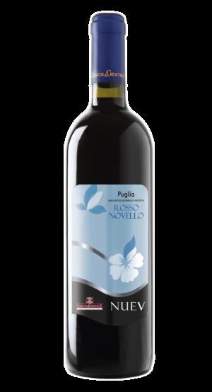 Vino Rosso Novello | Nuev | Cantina Gentile