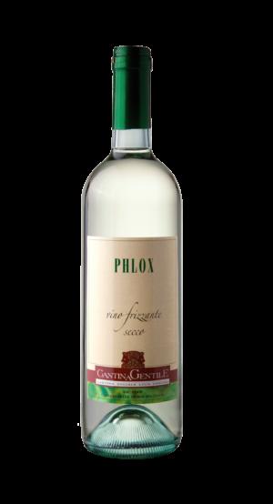 Vino bianco frizzante secco | Phlox | Cantina Gentile