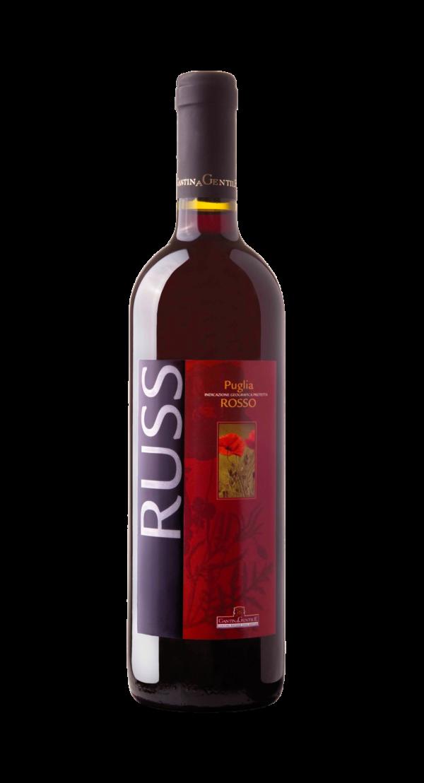 Vino Rosso | Russ | Cantina Gentile