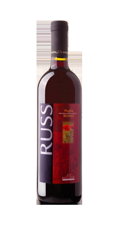 Vino Rosso   Russ   Cantina Gentile