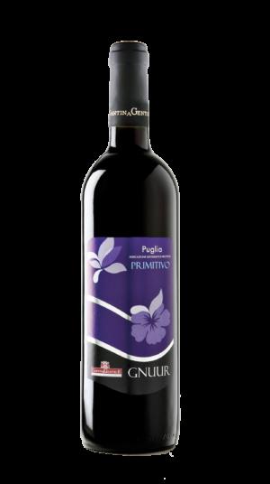 Vino Primitivo | Gnuur | Cantina Gentile
