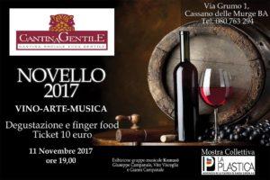 Festa del Novello 2017 Cantina Gentile