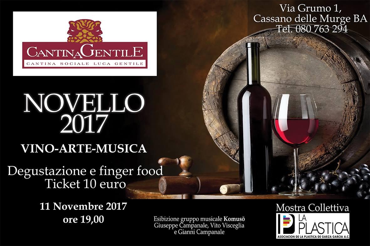Festa del Novello | 11.11.17 | Cantina Gentile