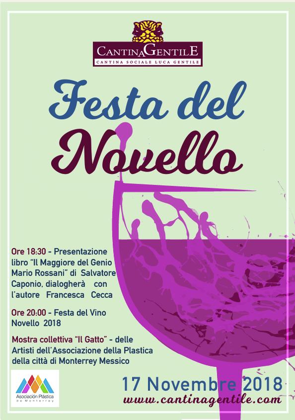 Festa del Vino Novello 2018