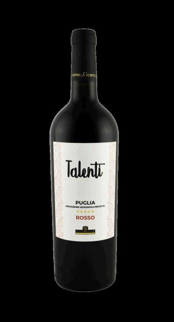 Red Wine Talenti | Cantina Gentile